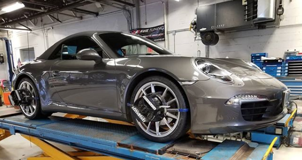 Looking For Porsche Repair or Service In Lexington MA?